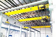 European type single girder overhead crane