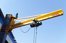 BX Type wall mounted Jib Crane