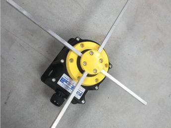 position limiter of overhead crane